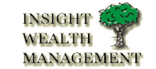 Logo, Insight Wealth Management, Inc., Financial Services in Gainesville, Virginia